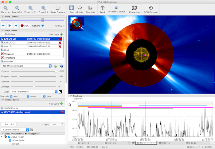 Click to download the new JHelioviewer